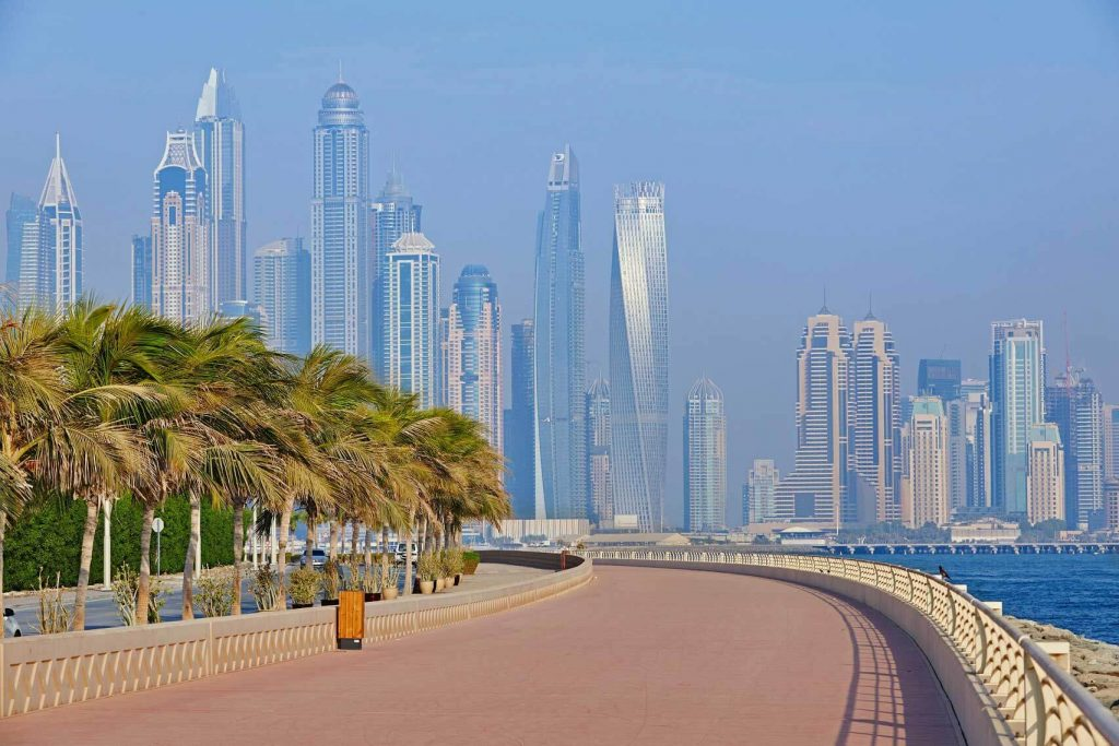 Dubai-low-crime-rate