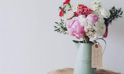 flowers to say thank you