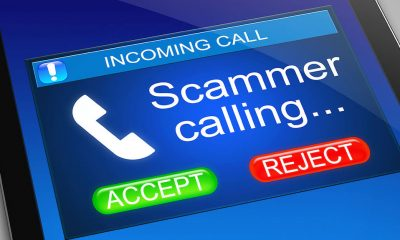 mobile scams