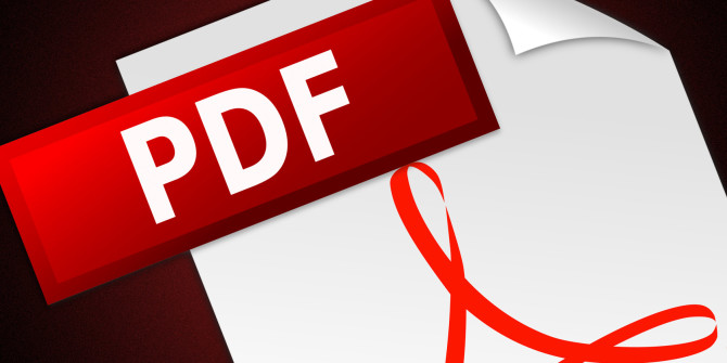 pdf tricks