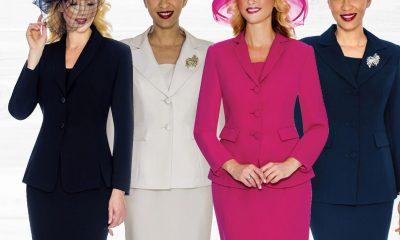 designer church suits