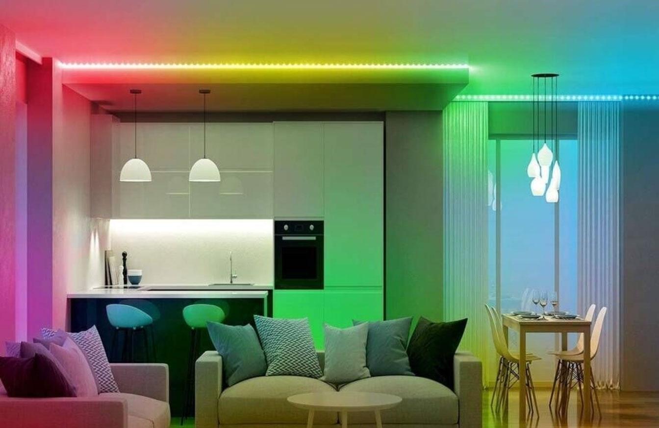 color-strip-lights