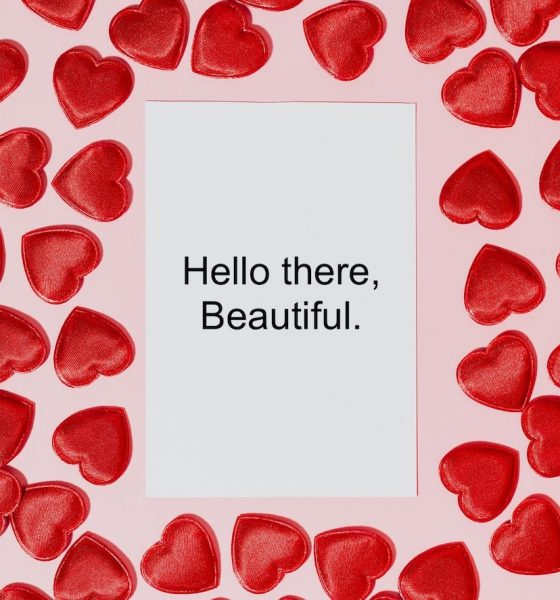 beauty samples for valentine's day
