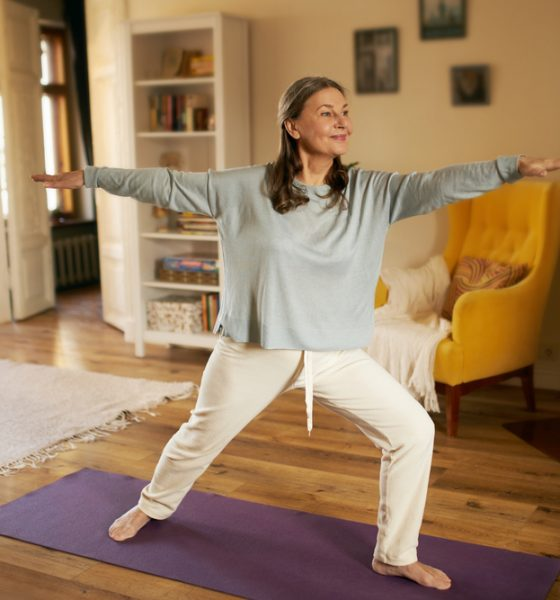 Exercises to Alleviate the Symptoms of Menopause